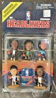 Corinthian Headliners NBA Western Conference Standouts 5-Pack (1997) - Unopened