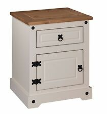 Corona Painted lamp nest tv bookcase coffee sideboard chest by Mercers Furniture