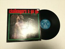 The Challengers Challengers a go go Record lp original vinyl album vault surf