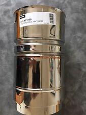 raccord tuyau de poêle INOX de 150 mm réf 017RPT150