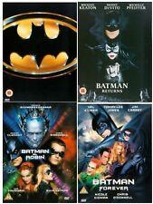 Batman - The Motion Picture Anthology 1989 - 1997 Batman Returns Robin Forever