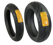 Motorcycle Front And Rear Tire Sets Ebay