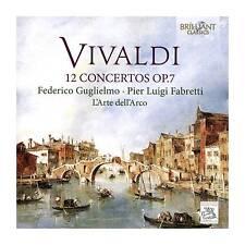 Vivaldi: 12 Concertos Op.7, New Music