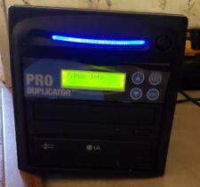 Pro Duplicator - 1-1 Target DVD/CD Duplicator Controller - JPS701U - LG Drive
