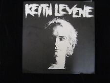 Keith Levene-2011 Back Too Black-1987-PIL-The Clash-Record-Album-Vinyl-LP