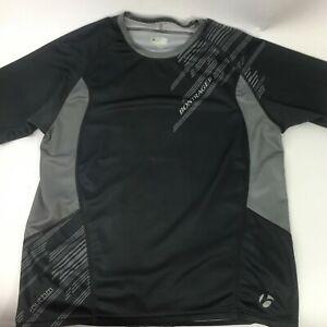 Bontrager Women's Rhythm WSD Maillot Tee Shirt Black Jersey Size XL