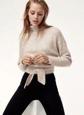 Aritzia Wilfred Wool Jumper Size XS