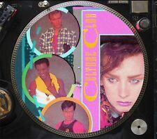 "Culture Club – Mister Man Mega Rare 12"" Picture Disc Maxi LP (Colour By Numbers)"