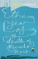 Year of the Death of Ricardo Reis (Panther)-ExLibrary