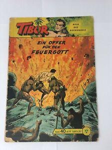 Tibor Großband Nr: 40 Original Lehning - Verlag [XX-063]