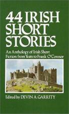 44 Irish Short Stories by Devin A. Garrity (1988, Hardcover)