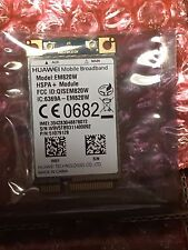 NEW OEM - Huawei Mobile Broadband - EM820W 3.5G WCDMA GSM WWAN Card HSPA+ 21Mb