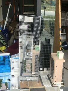 Unbranded N / HO Scale City Skyscraper