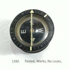 Scubapro LS-1 Vintage Submersible Compass Puck Module Scuba Dive #1282