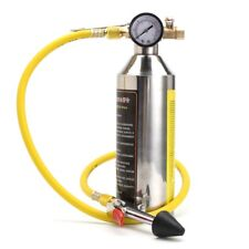 1L A/C Spülpistole Kanister Clean Tool Kit Schlauch Set Für Klimaanlage R134a DL
