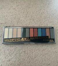 Rimmel Magnif'Eyes Eye Contouring Eyeshadow Palette #009 JEWEL ROCKS EDITION