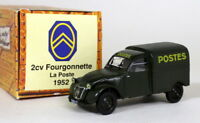 Norev 1/43 Scale - Citroen 2CV Fourgonnette La Poste 1952 Diecast model car