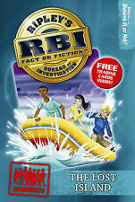 The Lost Island (Ripley's Bureau of Investigation (RBI)), Ripley, Robert, New Bo