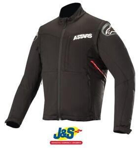 Alpinestars Session Race Motorcycle Jacket MotoCross Enduro Off-Road Black Red