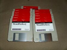 11 Floppy Disc WordPerfect Lot