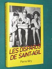 Les disparus de Saint-Agil Pierre VÉRY