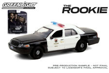 Greenlight 1:64 2008 Ford Crown Victoria Police LAPD