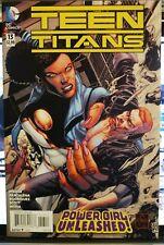 Teen Titans #13 First Print Dc Comics (2016) Red Robin Raven Beast Boy Kid Flash