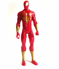 "Marvel Comics Movies Spiderman 10"" CIVIL WAR IRON SPIDER toy action figure"