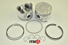Toyota 7MGE Engine Piston Set w/Rings Set STD. (6)  Supra 86-92 & Cressida 89-92