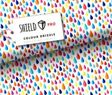 Shield Pro Albstoffe Hamburger Liebe Colour Drizzle antimikrobiell Maskenstoff .