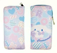 Cinnamoroll white dog purse wallet card bag handbag long PU wallets model new