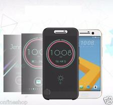 Ultra-thin Slim Ice View IceView Flip Smart Case Cover For HTC 10 M10