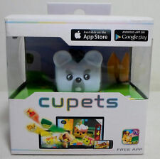CUPETS ELECTRONIC PETS - ZOLA PET FOR APPLE ANDROID IOS w/ FREE APP. SEALED