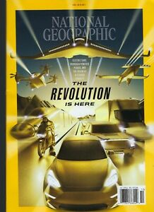 National Geographic  October 2021  The Revolution is here