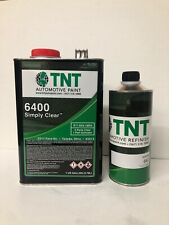 High Gloss Urethane Clear Coat Gallon Kit 4:1 w/h Activator Temp. of your choice