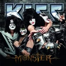 KISS - MONSTER (LIMITED SPECIAL EDITION)  CD ROCK POP  NEU
