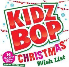 KIDZ BOP Christmas Wish List - CD Album Damaged Case