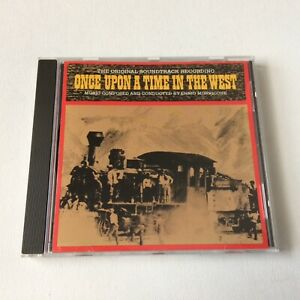Ennio Morricone Once Upon A Time In The West Soundtrack CD RCA Victor 4736-2-R
