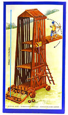 """Britains Deetail 7795 Siege Tower """"Knights of the Sword"""" - mint in unopened MIB"""