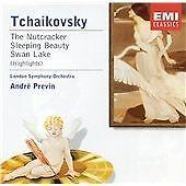 Pyotr Il'yich Tchaikovsky -  The Nutcracker; Sleeping Beauty; Swan LAKE .PREVIN