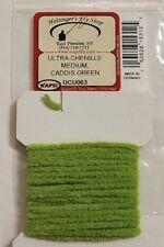 Ultra Chenille Medium Assorted Colors Caddis Green