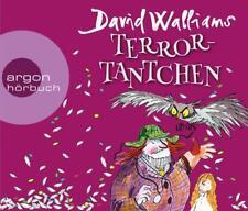 Terror-Tantchen von David Walliams Hörbuch