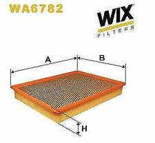 NEW Genuine WIX Replacement Air Filter WA6782
