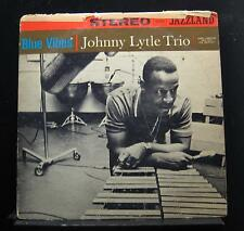 Johnny Lytle Trio - Blue Vibes LP VG JLP 922S Stereo 1960 USA Vinyl Record