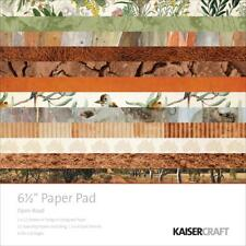 Open Road Collection 6.5 inch Paper Pad Scrapbooking Kit Kaisercraft PP1034 New