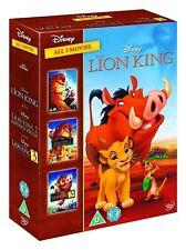 The Lion King Trilogy (2014 DVD)