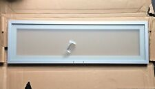 Aluminium & Glass Cabinet Door, 900 mm bridging unit, DIY other use RRP £60 New