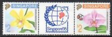 SINGAPORE MNH 1992 Orchids