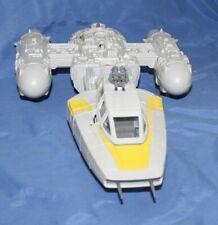 Vintage 1983 Kenner Star Wars Y-Wing fighter - electronic