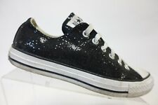 CONVERSE All-Star Low Black Sz 9 Women Casual Sneakers
